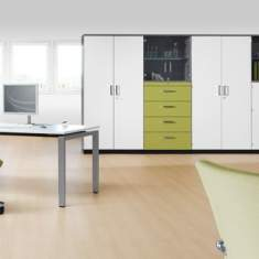 officebase, ROHDE & GRAHL (Nowy Styl Group), K40, K40® Schrankwandsystem