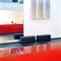 officebase, vitra, Bench