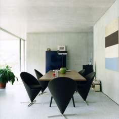 officebase, vitra, Cone, Cone Chair & Cone Stool