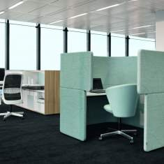 officebase, Bene, Bay Chair, Bay Chair