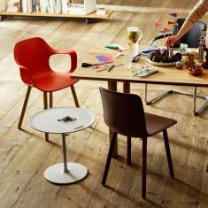officebase, vitra, Rise Table