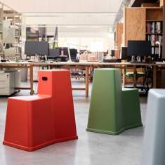 officebase, vitra, Stool-Tool