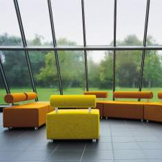 officebase, HAWORTH, SE04 Sofa