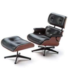 officebase, vitra, Lounge Chair & Ottoman