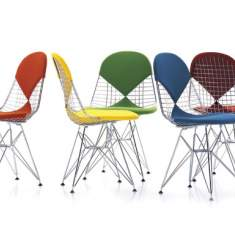 officebase, vitra, Wire Chair
