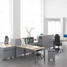 officebase, Steelcase, Flexbox