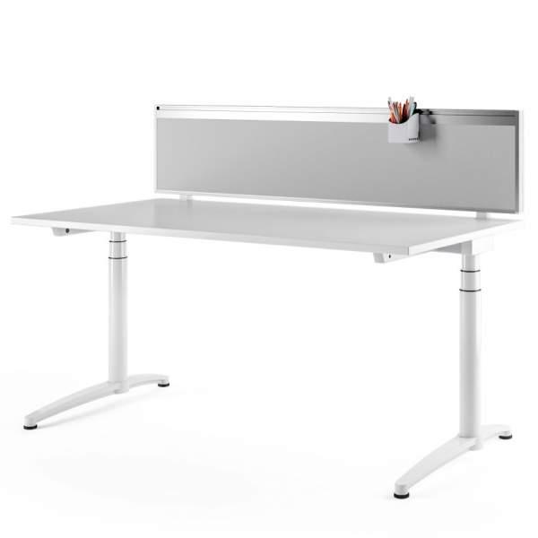 Schreibtisch Canvaro Von Assmann Büromöbel Deutsche Fachhändler